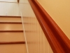 Stairway paint & stain